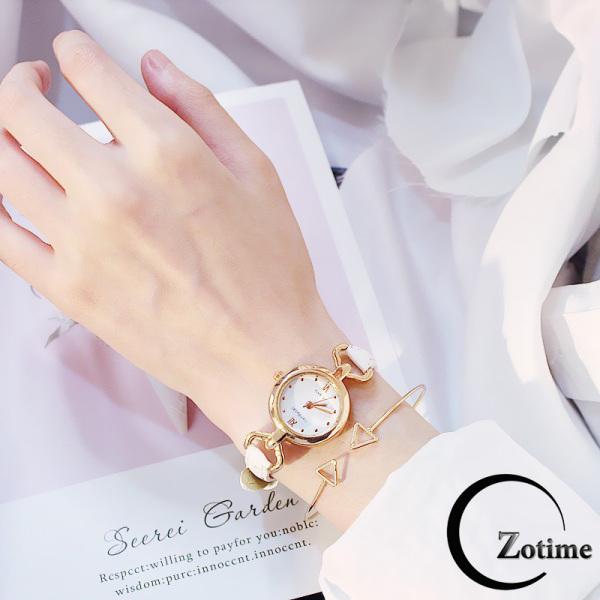 Đồng hồ nữ đeo tay thông minh thời trang Candycat giá rẻ  ZO36