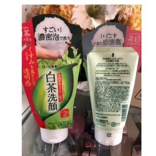 Sữa rửa mặt trà xanh rohto nhật bản, cam kết hàng đúng mô tả, chất lượng đảm bảo an toàn đến sức khỏe người sử dụng thumbnail