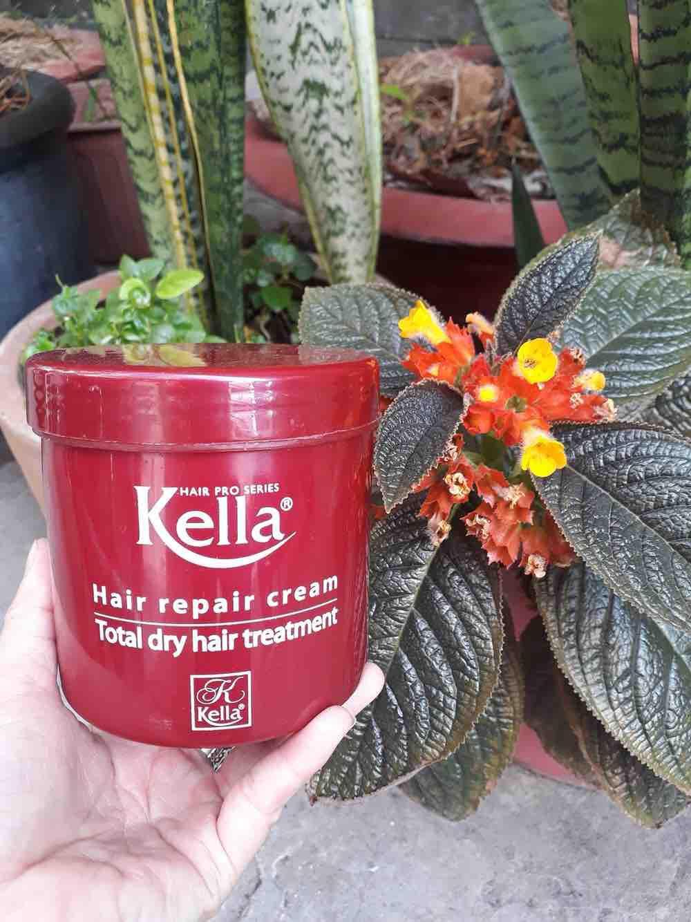 Hấp dầu Kella 500 ml tặng nón ủ tóc tốt nhất