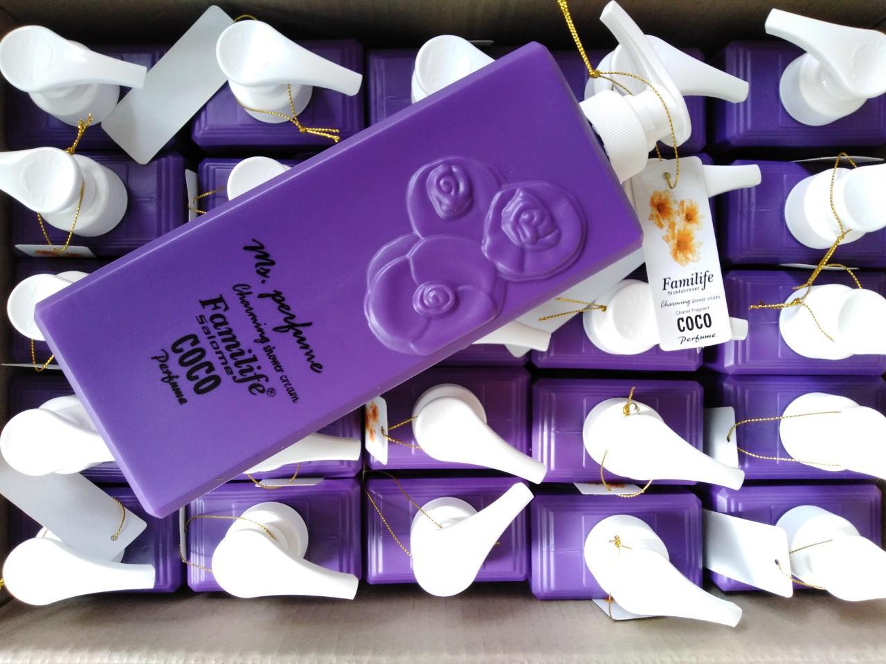 Sale Lớn Sữa Tắm Nước Hoa COCO Cao Cấp tốt nhất