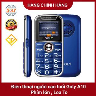 Điện thoại cho người già Goly A10 Loa 5D Viền thép Màn hình 1.8 Pin 1.000 mah - Mới nguyên seal 100% - Hàng chính hãng thumbnail
