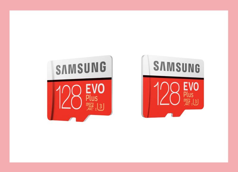 Mua 2 Cái Giá Tốt [Bảo Hành 3 Năm] Thẻ nhớ MicroSD Samsung EVO Plus 4K 128GB 100MB/s 128GB Box Hoa - Hàng Chính Hãng