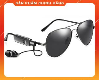 Mắt kính có tai nghe - mắt kính thông minh- Mắt Kính Bluetooth 4.1 Siêu Thông Minh-chống tia UV mẫu kính mát nghe nhạc, nghe gọi điện thoại cực tiện lợi và gọn nhẹ cho cả nam và nữ. thumbnail