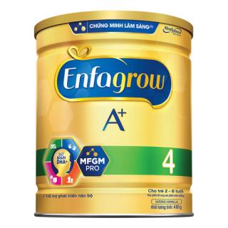 CRM - Bộ 2 lon Sữa bột Enfagrow 4 400g + Tặng 1 lon Sữa bột Enfagrow thumbnail