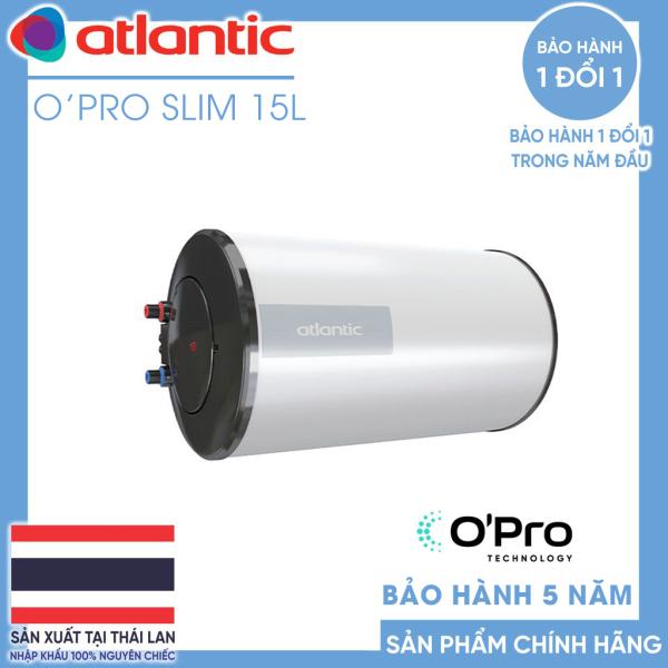 Bảng giá Máy nước nóng Atlantic - OPRO SLIM 15L