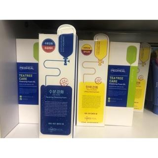 Sữa rửa mặt mediheal n.m.f aquaring cleansing foam 170ml hàn quốc, cam kết hàng đúng mô tả, chất lượng đảm bảo an toàn đến sức khỏe người sử dụng thumbnail