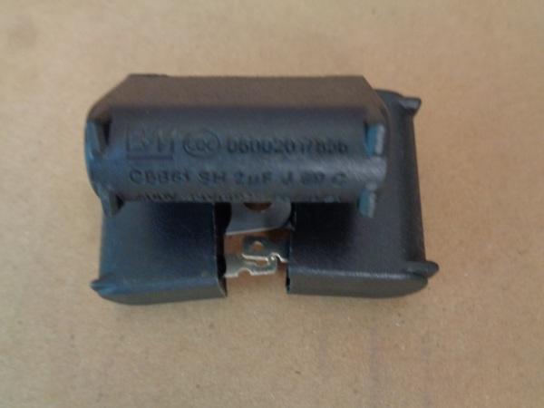 Combo: 10 tụ 2uf dùng cho quạt điện