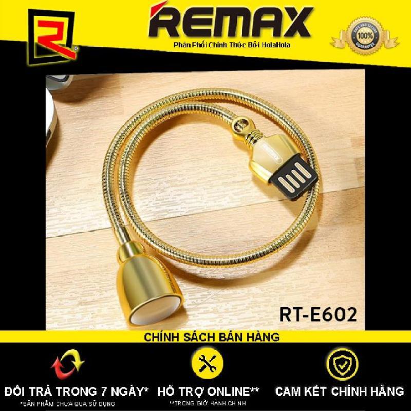 Bảng giá Đèn Led Mini cho Laptop Remax Star Series RT-E602 - Hãng Phân Phối Chính Thức Phong Vũ