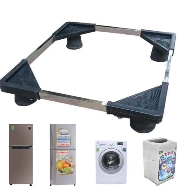 Bảng giá Chân Kệ Tủ Lạnh, Máy Giặt, Máy Lọc Nước Inox 304 Siêu Bền Điện máy Pico