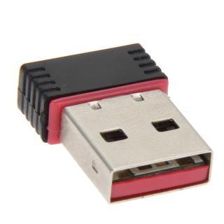 802.11n-G-B 150Mbps Mini USB Wifi Bộ Chuyển Đổi Không Dây Mạng Card LAN Dũng Dũng 1 thumbnail
