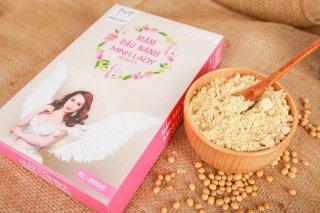 Mầm Đậu Nành Tăng Vòng 1 Nguyên Chất Minh Lady Beauty thumbnail
