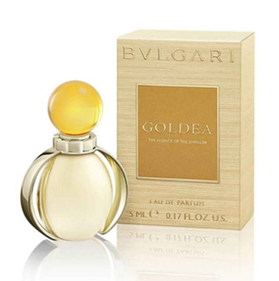 Nước Hoa Nữ Bvlgari Goldea 5ml