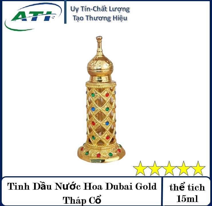 [Giá Dùng Thử] Tinh Dầu NƯớc Hoa DuBai Tháp Cổ Tặng Kèm Chai 2ml thử mùi