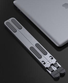 Giá đỡ LAPTOP Stand MACBOOK IPAD có thể gấp gọn điều chỉnh độ cao-Giá Đỡ laptop,ipad,kẹp ipad thumbnail
