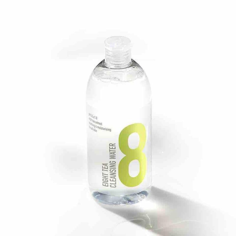 Tẩy Trang 8 Loại Trà BOM Eight Tea Cleansing Water nhập khẩu