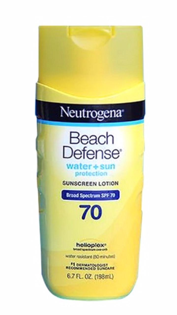 Kem chống nắng Neutrogena Beach Defense SPF70 198ml cao cấp