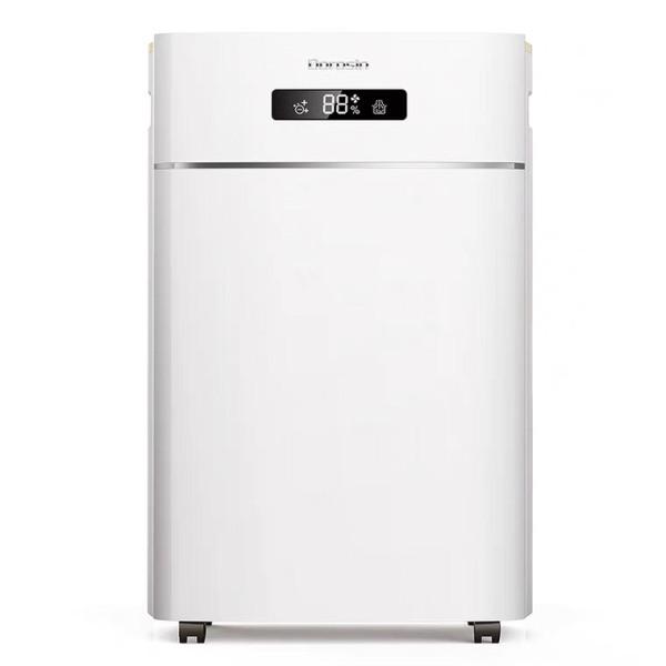 (Hàng có sẵn) Máy hút ẩm ER-620 20L/ngày- Thương hiệu Dorosin cao cấp- Hệ máy nén cao cấp của Panasonic- Hút ẩm và lọc không khí- Dehumidifer 20L/day-1 year warranty