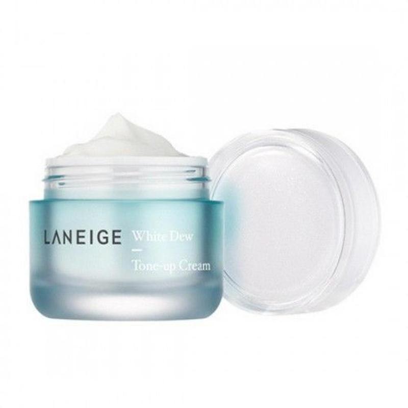 Kem dưỡng trắng da tăng cường độ ẩm La-neige White Dew Tone Up Cream 50ml