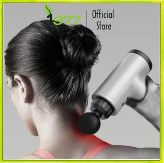 Súng Massage Toàn Thân 4 Đầu 6 Chế Độ Cao Cấp Giảm Cơ Căng Cơ Nhức Mỏi Vai Gáy Giảm Stress Hiệu Quả Bảo Hành 12Tháng thumbnail