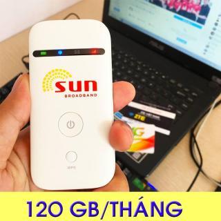 Cục phát sóng wifi từ sim 3G 4G ZTE MF65 - Chất Lượng Nhật Bản - Tặng Siêu Sim 4G 5GB Tháng từ MƯỜNG THANH ROYAL thumbnail