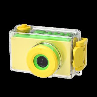 Máy ảnh CLEVER HIPPO TOY - Máy chụp hình chống nước - Vàng cá tính - MÃ SP YT007 YL thumbnail