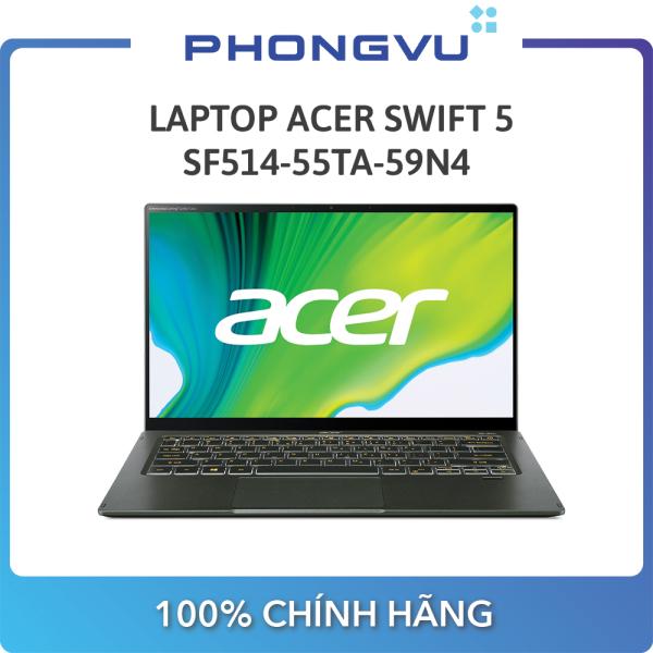 Bảng giá Laptop Acer Swift 5 SF514-55TA-59N4 (NX.A6SSV.001) (i5-1135G7) (Xanh) - Bảo hành 12 tháng Phong Vũ