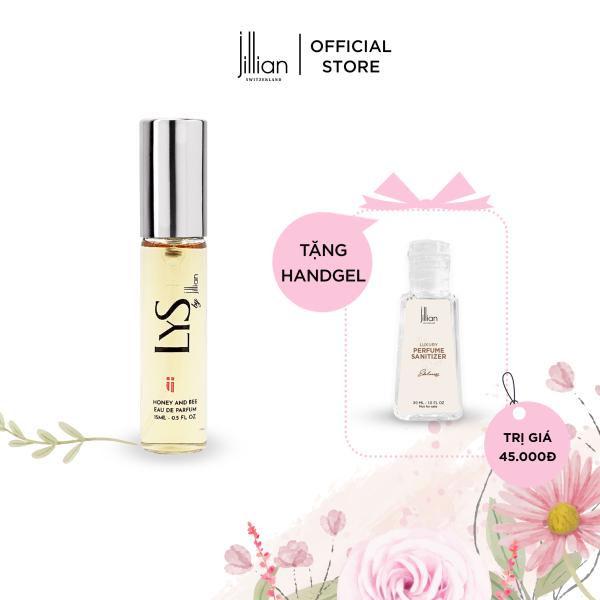 Nước hoa nữ LYS by Jillian: Honey and Bee (EDP) 15ml
