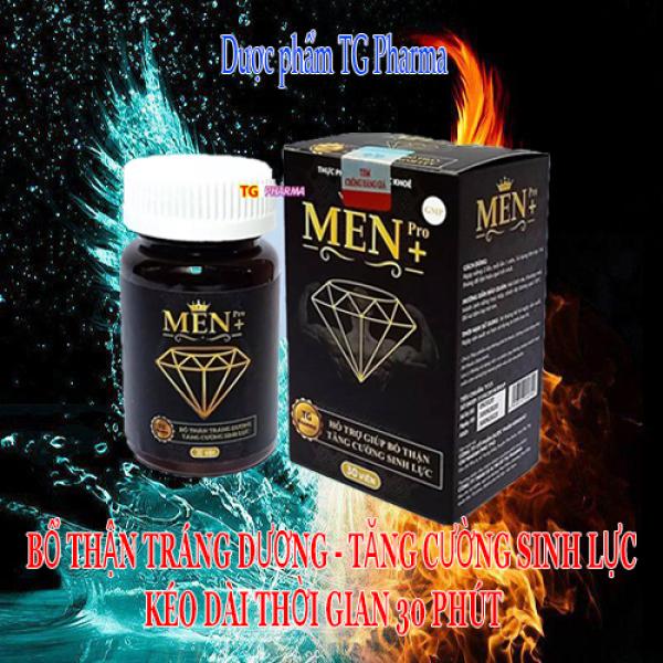 Tăng cường sinh lý nam cực mạnh MenPro - Bổ thận tráng dương, tăng cường sinh lực mạnh hơn, bền bỉ hơn giá rẻ