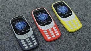 [rẻ vô đối] điện thoại nokia 3310 2SIM Chính hãng,bảo hành 12 tháng thumbnail