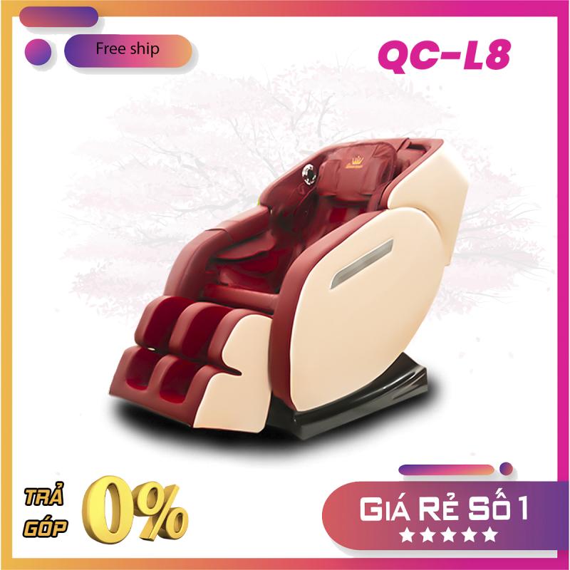 Ghế massage Queen Crown QC L8 Điều Khiển Thường