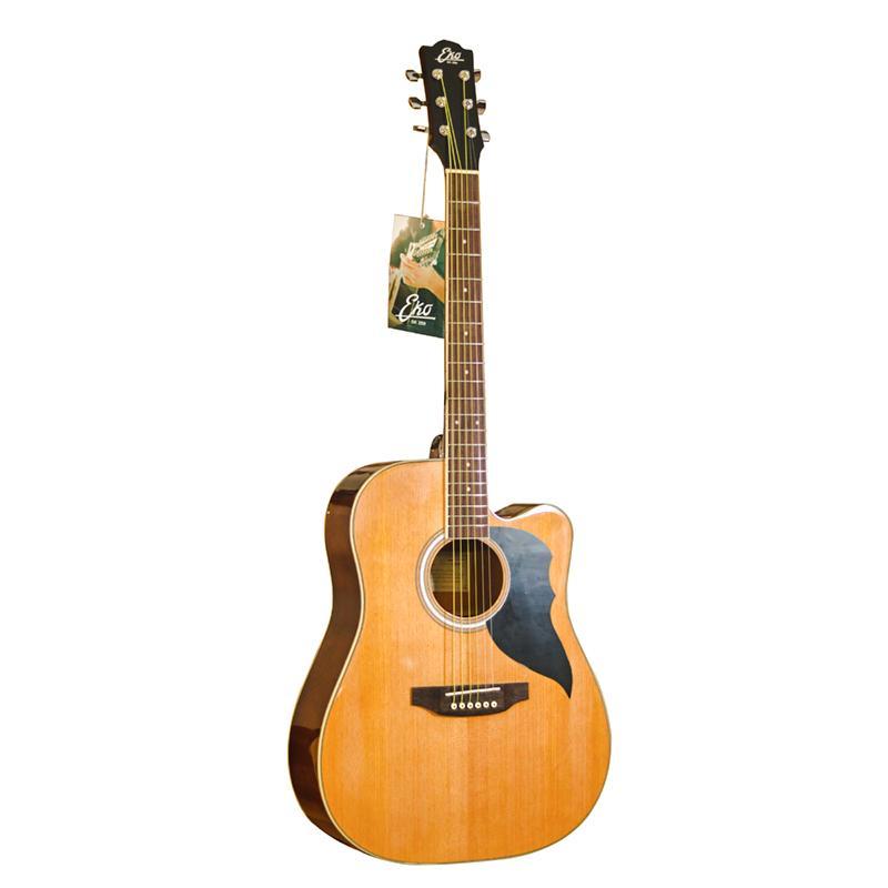 Đàn Guitar Acoustic Cho Người Mới Tập Chơi - EKO Ranger 6C Natural
