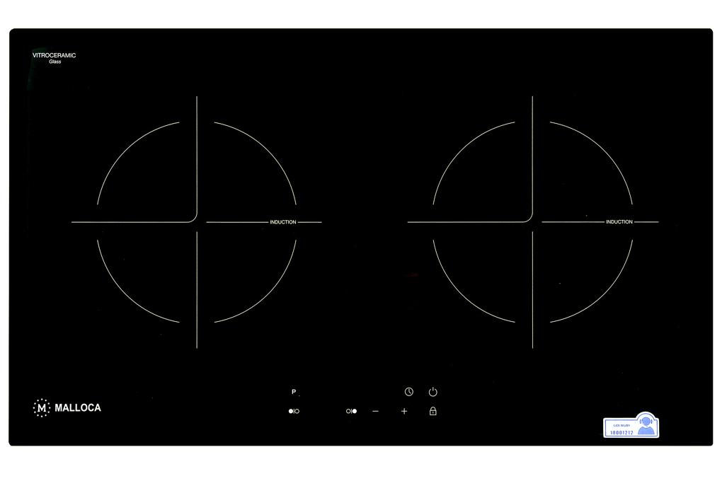Bếp từ đôi Malloca MH-7320I