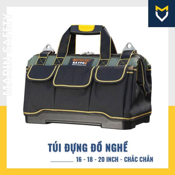 Túi đựng đồ nghề, túi đựng dụng cụ nhiều kích cỡ siêu bền