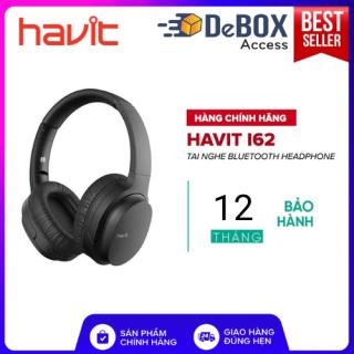 Tai Nghe Bluetooth Headphone HAVIT i62 BT 5.0, Pin Lên Đến 8H - Chính Hãng BH 12 Tháng thumbnail