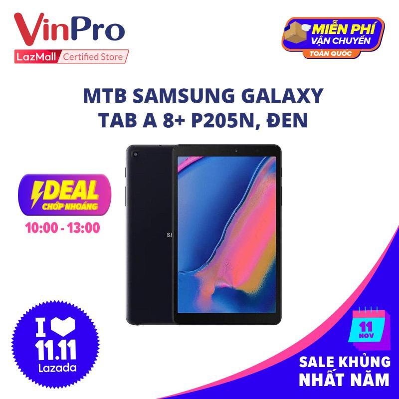 Tablet Samsung Galaxy Tab A plus 8 SPen (2019) - Màn hình 8 inches, Chip CPU 8 Nhân, RAM 3GB - ROM 32GB, Pin 4200mAh - Hỗ trợ Spen - Hàng chính hãng chính hãng