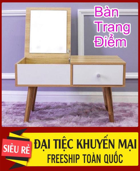 Bàn Trang Điểm Ngồi Bệt Mini Gỗ Malaysia, Bàn Trang Điểm Bệt, Kệ Trang Điểm Cao Cấp, Hiện Đại - Bảo hành 1 Năm 1 Đổi 1, Gia Dụng Giá rẻ.