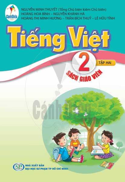 Tiếng Việt 2 Tập 2 (Sách giáo viên thuộc bộ sách Cánh Diều)