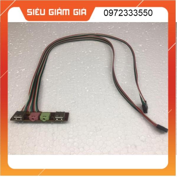 Bảng giá Mạch nối dài Speaker Micro cổng USB cho máy tính Phong Vũ