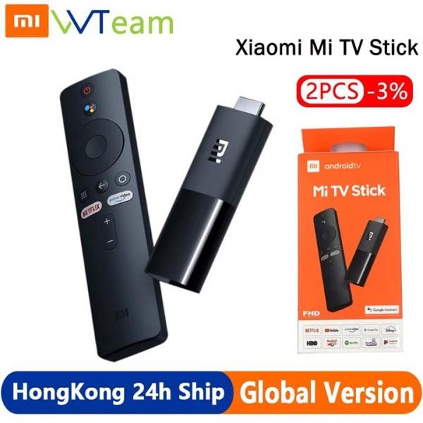 Bảng giá (Bản Quốc Tế - Tiếng Việt) Xiaomi Mi TV Stick 2K HDR Chính Hãng Xiaomi Android 9.0 Điều khiển giọng nói tiếng Việt- Mistore Việt Nam
