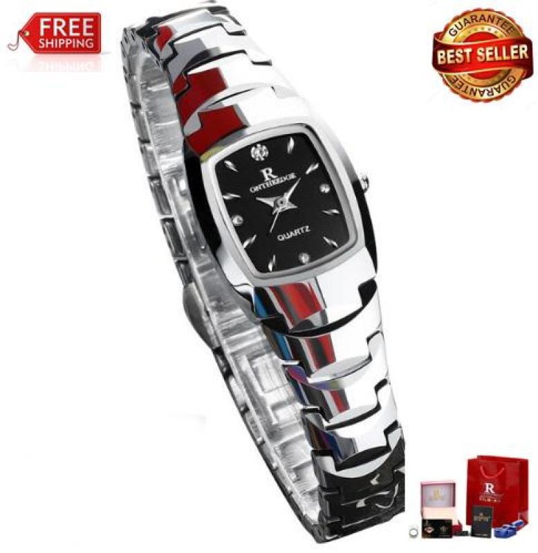 Đồng hồ nữ dây đá cao cấp RZY05 (fullbox)