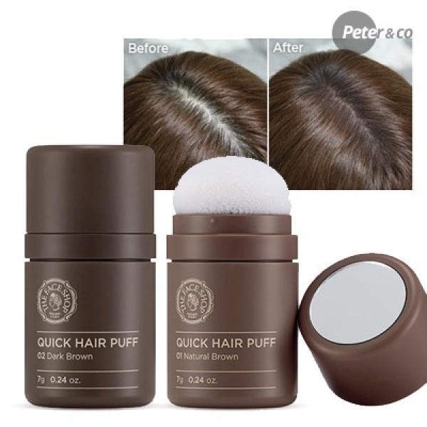 Che Khuyết Điểm Tóc Quick Hair Puff cao cấp