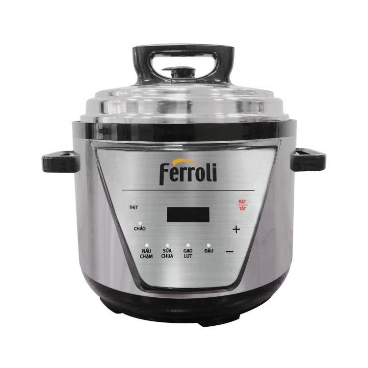 Bảng giá Nồi Áp Suất Điện Đa Năng Ferroli FPC900-D, 5 Lít Điện máy Pico
