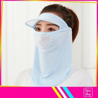 Khẩu Trang Ninja Nin Ja Nam Nữ Che Kín Mặt Có Mũ Chống Nắng Bụi Tia UV MUDAI24 - Khau Trang Ninja Nin Ja Nam Nu Che Kin Mat Co Mu Chong Bui Nang Tia UV - SHOP SOFIA thumbnail