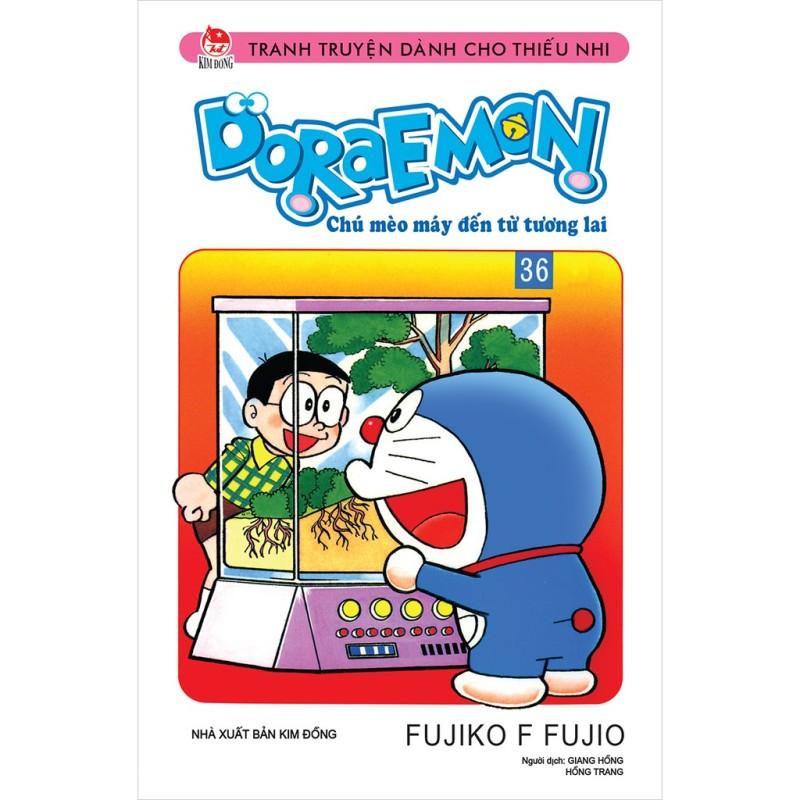 Sách - Doraemon Truyện Ngắn - Tập 36