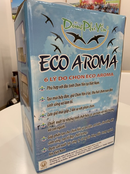 Dung dịch Eco Aroma 5 Lít