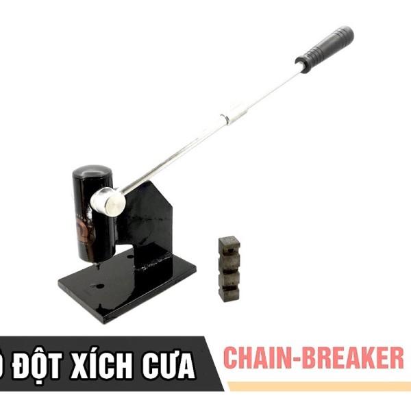 Bộ đột xích máy cưa chuyên dùng cắt xích máy