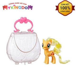 MY KINGDOM - Túi Pha Lê Sành Điệu Apple Jack MY LITTLE PONY B9826 B8952 thumbnail