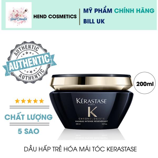 Dầu hấp Kerastase Chronologiste Masque Intense Régénérant Hair Mask 200ml cao cấp