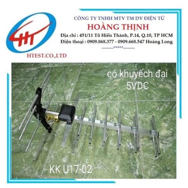 Anten khuếch đại KKU17-02