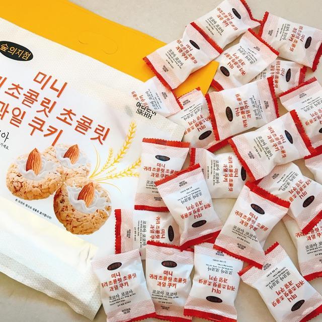 Bánh Yến Mạch Hạnh Nhân Hàn Quốc 326g